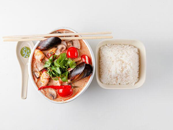 Noodle wok & pasta