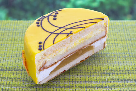 Торт Прованс половинка