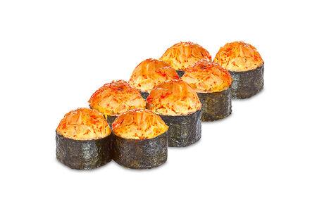Ролл Запеченный лосось