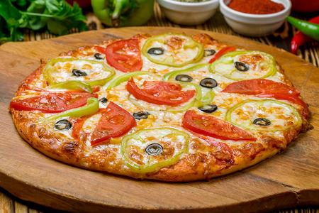 Пицца Острый микс