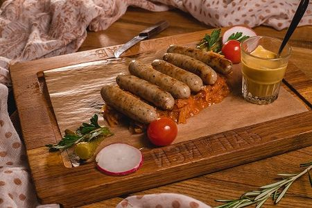 Колбаски Нюрбернские
