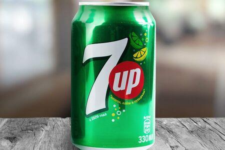 7Up 0,33л