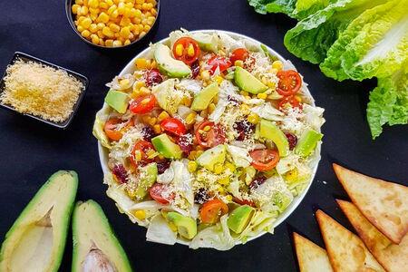 Салат Санта-Моника вегетарианский