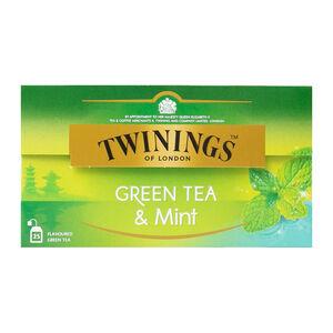 Twinings Green tea and mint