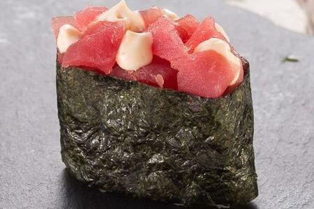 Спайс Магуро суши