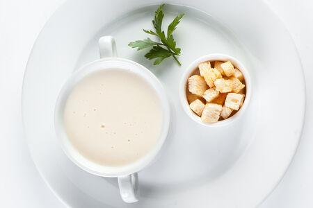 Суп Сырный