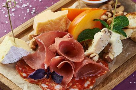 Сырно-мясной сет