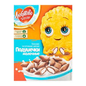 Подушечки «Любятово» молочные