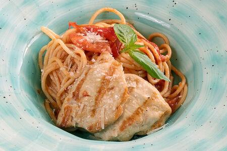 Паста Спагетти арабьята
