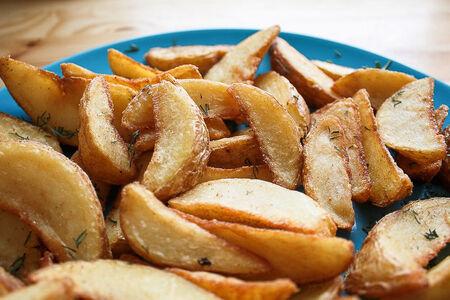Картофель пряный