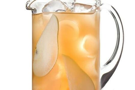 Лимонад груша и карамель