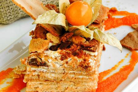 Торт Медовик по бабушкиному рецепту