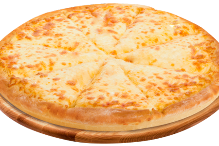 Пицца Сырная 4 и 1