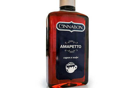 Сувенирный сироп Амаретто