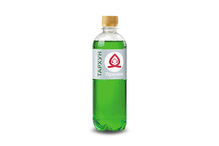 Тархун в бутылке