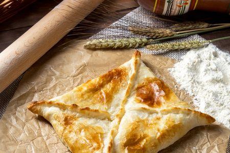 Хачапури Пеновани с сыром