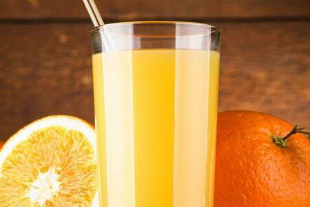 Апельсиновый свежевыжатый (200 мл.)