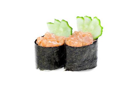 Суши Сяке гункан