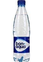 Вода Бонаква с газом