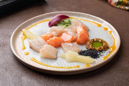 Малосол из сибирских рыб