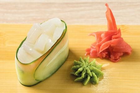 Каппа суши Морской гребешок