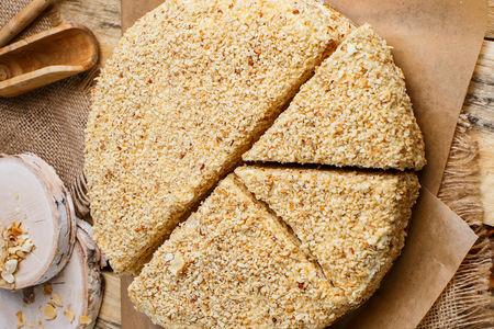 Торт Ореховая ветка