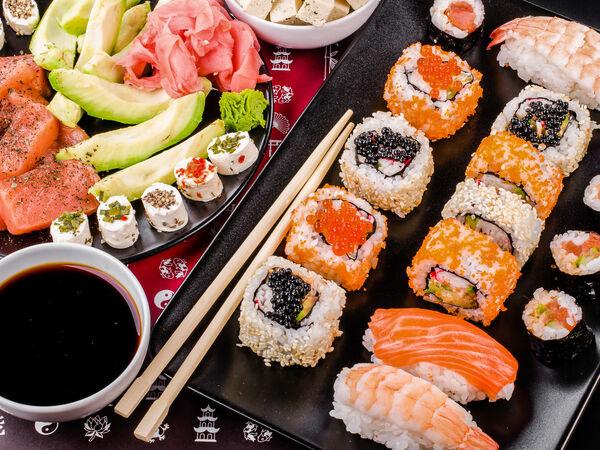 High Wok & Sushi
