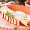 Фото к позиции меню Ли-нон с бананом и клубникой