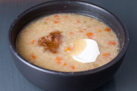 Суп Рыбный с овощами и тунцом