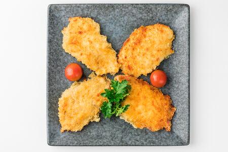 Филе куриное в сыре