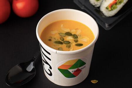 Крем-суп Тыквенный с семечками