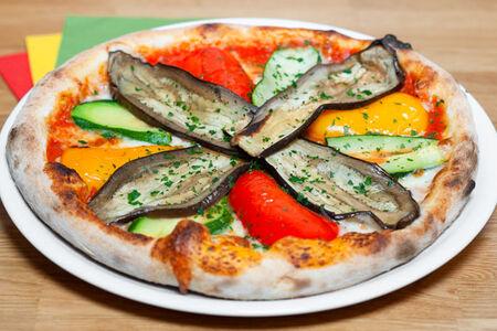 Пицца Грядка