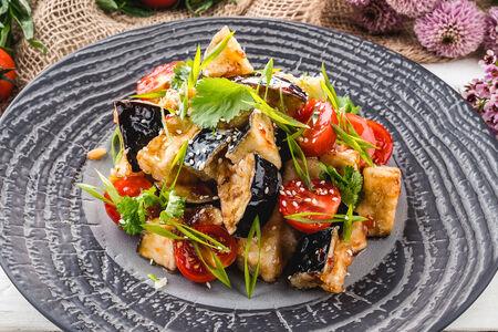 Салат из баклажанов
