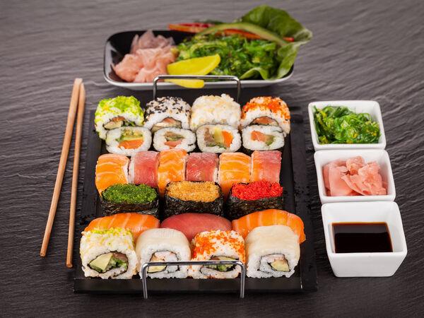 Tim's - суши доставка
