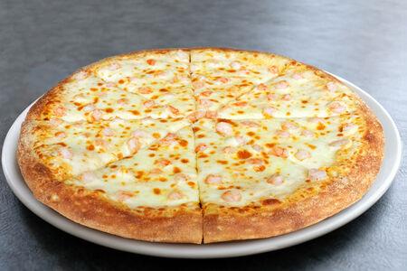 Пицца Креветочная
