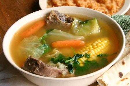 Суп Сопа де Рес