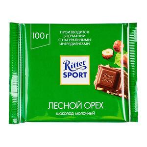 Ritter Sport лесной орех