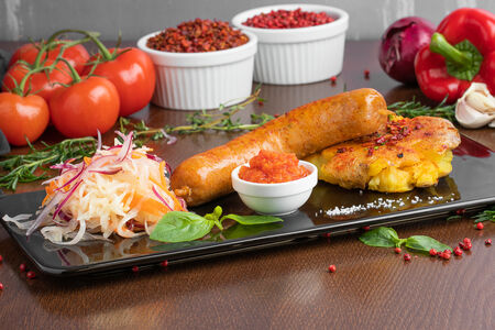 Комплект с Венгерской сосиской
