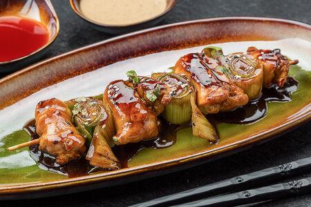 Курица в азиатском соусе