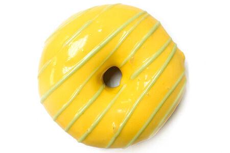 Пончик Грейпфрут-Маракуя