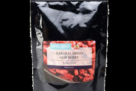 Сухофрукты Ufeelgood ягоды годжи