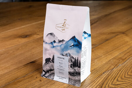 Кофе в зернах Kenya Kiriaini