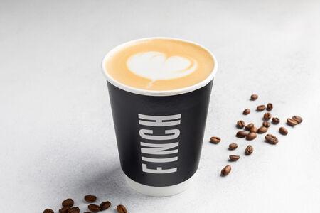 Кофейный напиток Капучино маленький