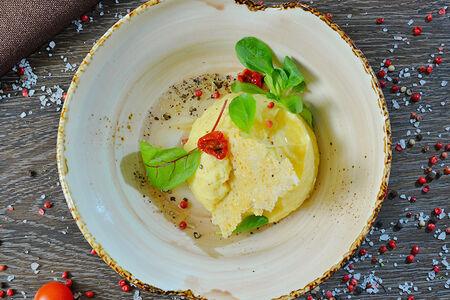 Картофельное пюре с ароматом трюфеля