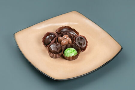 Конфеты шоколадные