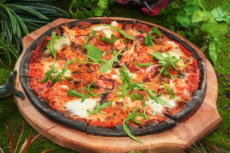 Пицца Морской сюрприз