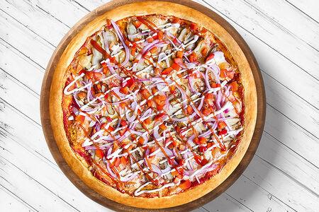 Пицца Шашлычная свиная
