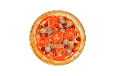Пицца Верона на красном соусе