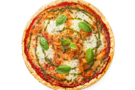 Пицца Моцарелла Де Люкс