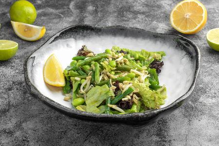 Салат Зеленый с ростками сои